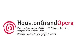 Houston Grand Opera Tickets