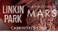 LINKIN PARK: Carnivores Tour  Tickets