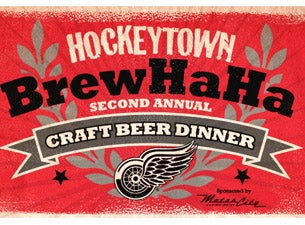 Hockeytown Brewhaha Tickets