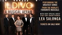 IL DIVO - A MUSICAL AFFAIR - Official VIP Packages