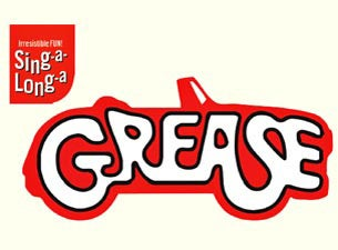 Sing-A-Long-A Grease Tickets
