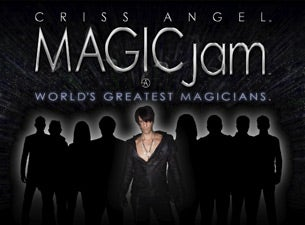 Criss Angel Magicjam Tickets