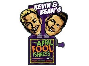 Kevin & Bean's April FoolishnessTickets