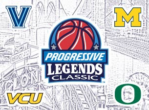Progressive Legends Classic Basketball Doubleheader Tickets