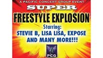 Super Freestyle Explosion Tickets