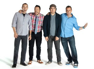 Cast Of Impractical Jokers Tickets