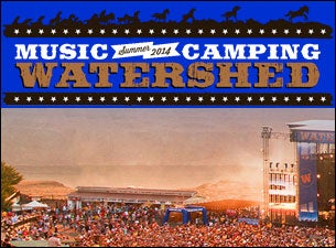 Watershed Festival Tickets