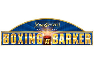 Boxing At Barker Tickets