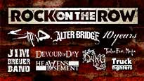Rock On the RowTickets