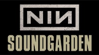 NINE INCH NAILS - SOUNDGARDEN at PNC Bank Arts Center