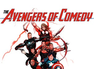 The Avengers of Comedy Tickets