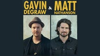 More Info AboutGavin DeGraw and Matt Nathanson