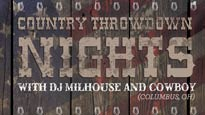 Country Throwdown Nights at Bogarts