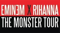 The Monster Tour: Eminem X Rihanna Platinum Seating