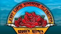 Jerry Garcia Symphonic Celebration featuring Warren Haynes