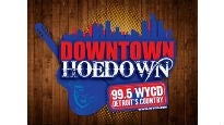 99.5 WYCD Downtown HoedownTickets