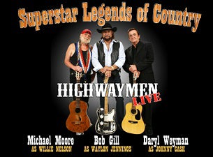 The Highwaymen Tribute Show Tickets