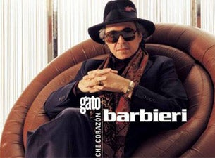 Gato Barbieri Tickets
