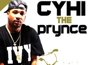 Cyhi Da Prynce Tickets