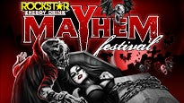 Rockstar Energy Drink Mayhem Festival at Jiffy Lube Live