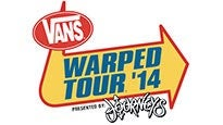 Vans Warped Tour 2014 at Cruzan Amphitheatre