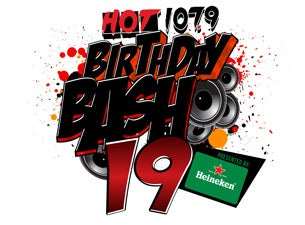 Hot 107.9 Birthday Bash Tickets