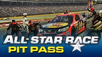 All-Star Pit Road Visitor Voucher