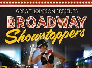 Broadway Showstoppers Tickets