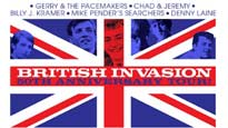The British Invasion Tour 2014 at Saban Theatre