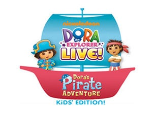 Dora the Explorer Live! Tickets