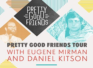 Eugene Mirman Tickets