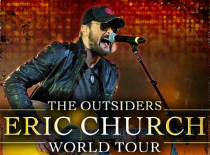 Eric Church Tickets