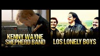 More Info AboutKenny Wayne Shepherd & Los Lonely Boys