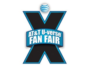 At&T U-Verse Fan Fair X Tickets