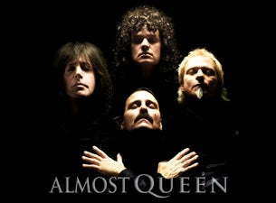 Almost Queen Tickets