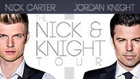 More Info AboutNick Carter & Jordan Knight - The Nick & Knight Tour