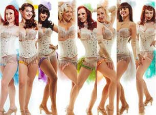Ruby Revue Burlesque Show Tickets