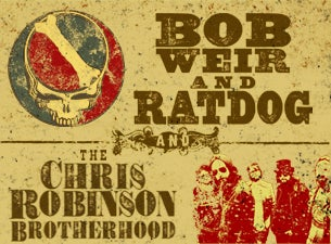 Bob Weir & Ratdog Tickets