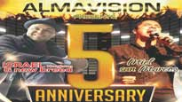 5th Anniversary of Almavision Miami at BankUnited Center