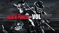 More Info AboutFive Finger Death Punch & Volbeat