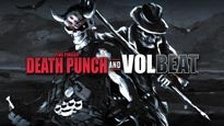 Five Finger Death Punch & Volbeat at Bismarck Civic Center