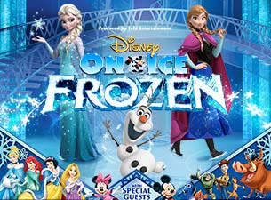 Disney On Ice presents Frozen Presented by Stonyfield YoKids Organic Yogurt Tickets
