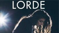 Lorde at BMO Harris Pavilion