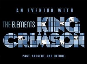 King CrimsonTickets