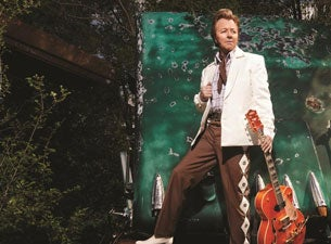 The Brian Setzer Orchestra Tickets