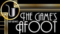 The Game's Afoot at Drury Lane Theatre Oakbrook Terrace