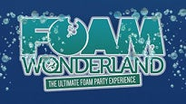 Foam Wonderland at Reliant Arena