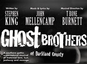 Ghost Brothers of Darkland County Tickets