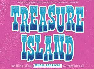 Treasure Island Music Festival Tickets
