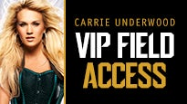 Carrie Underwood Concert Upsell - VIP Field Access